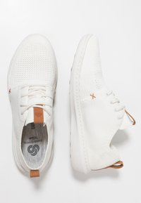 Clarks - STEP URBAN MIX - Trainers - white - 1