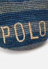 Polo Ralph Lauren - STRIPES - Tote bag - blue/multi - 4