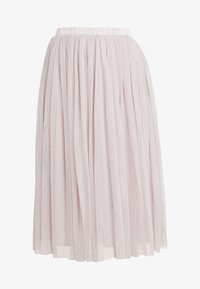 Lace & Beads - VAL SKIRT - A-line skirt - dark pink - 3