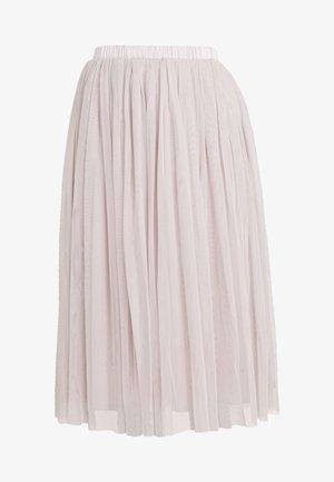 VAL SKIRT - Áčková sukně - dark pink