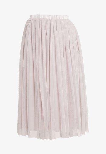 VAL SKIRT - A-line skirt - dark pink