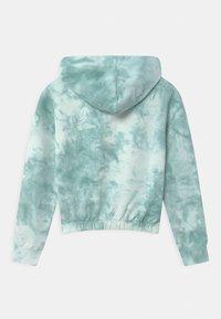 Blue Effect - GIRLS BOXY HOODIE - Jersey con capucha - karibikgrün - 1