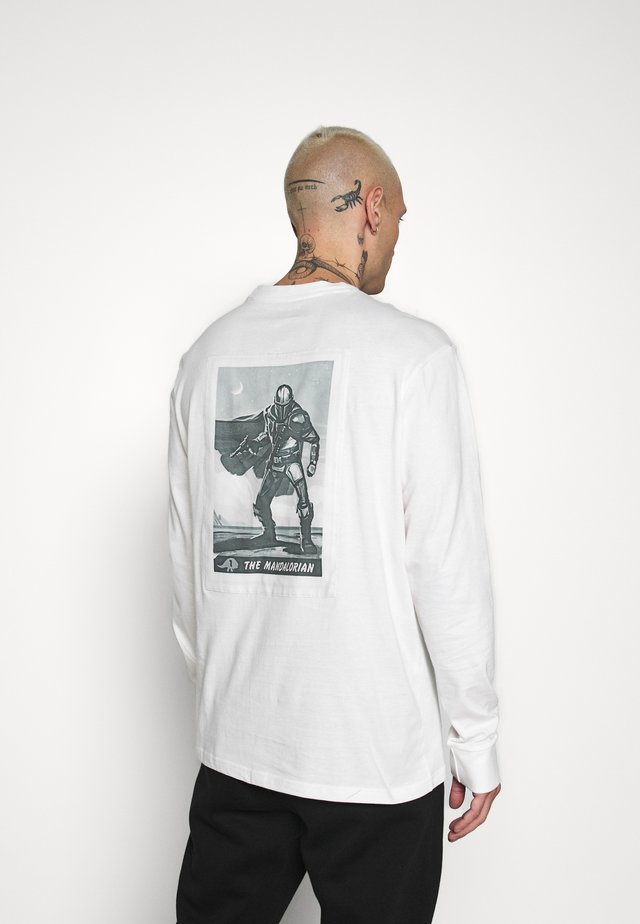 WARRIOR  - Long sleeved top - off white