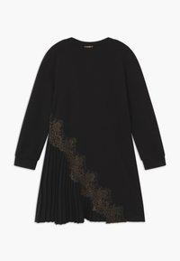 TWINSET - MILANO  - Žerzejové šaty - nero - 1