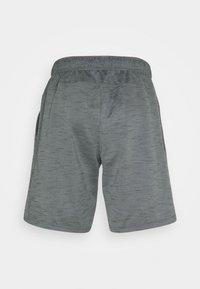 Nike Performance - YOGA - Urheilushortsit - smoke grey/iron grey/black - 6