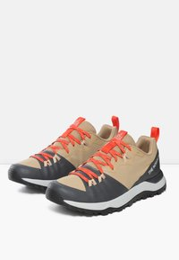The North Face - M ACTIVIST LITE - Obuwie hikingowe - moab khaki/asphalt grey - 2
