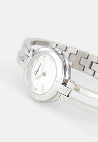 Salvatore Ferragamo - MINIATURE - Watch - silver-coloured - 6