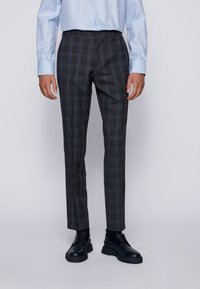 BOSS - Suit trousers - dark blue - 3