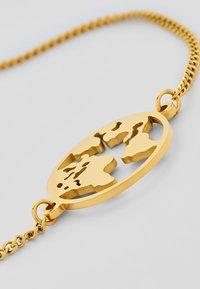 Heideman - WELTKUGEL GLOBUS - Bracelet - gold-coloured - 3