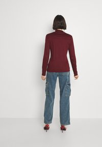 Lacoste - Long sleeved top - pinot - 2