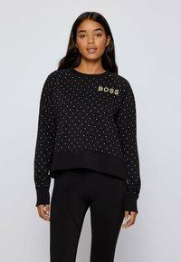 BOSS - C ELIA GOLD ZAL - Sweatshirt - patterned - 0