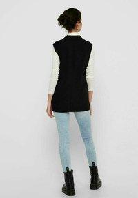 ONLY - Waistcoat - black - 2