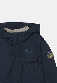Jack Wolfskin - LAKESIDE SAFARI KIDS UNISEX - Outdoorová bunda - night blue - 2