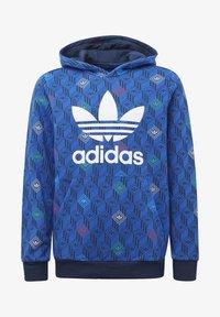 adidas Originals - HOODIE - Hoodie - blue - 0