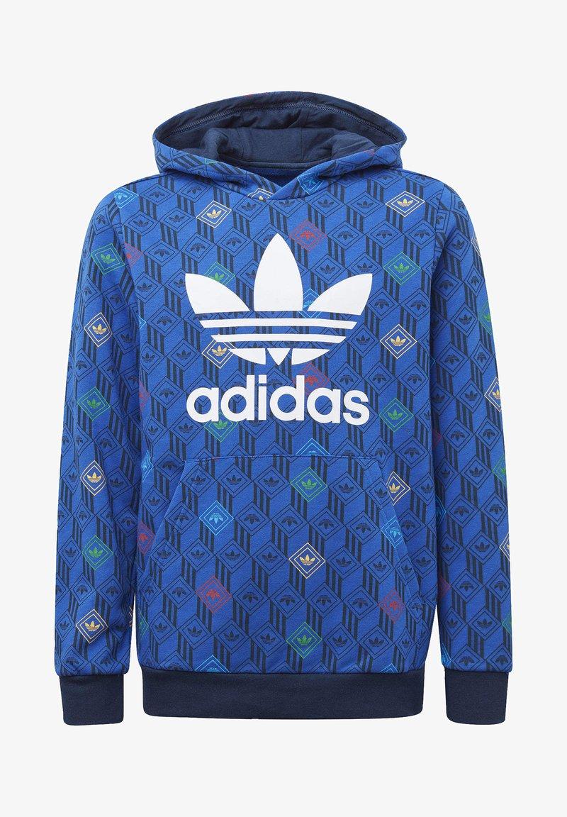 adidas Originals - HOODIE - Hoodie - blue