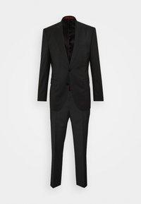 JEFFERY SIMMONS - Kostym - anthra
