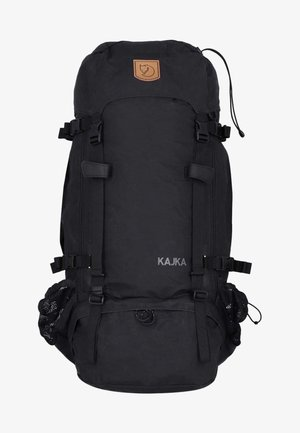 KAJKA - Hiking rucksack - black