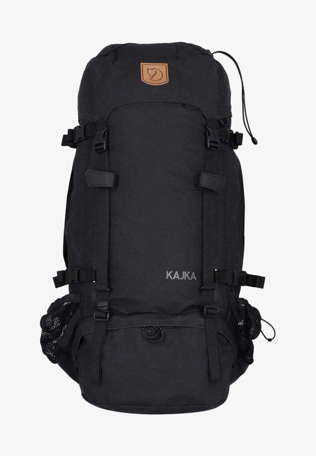 KAJKA - Sac de trekking - black