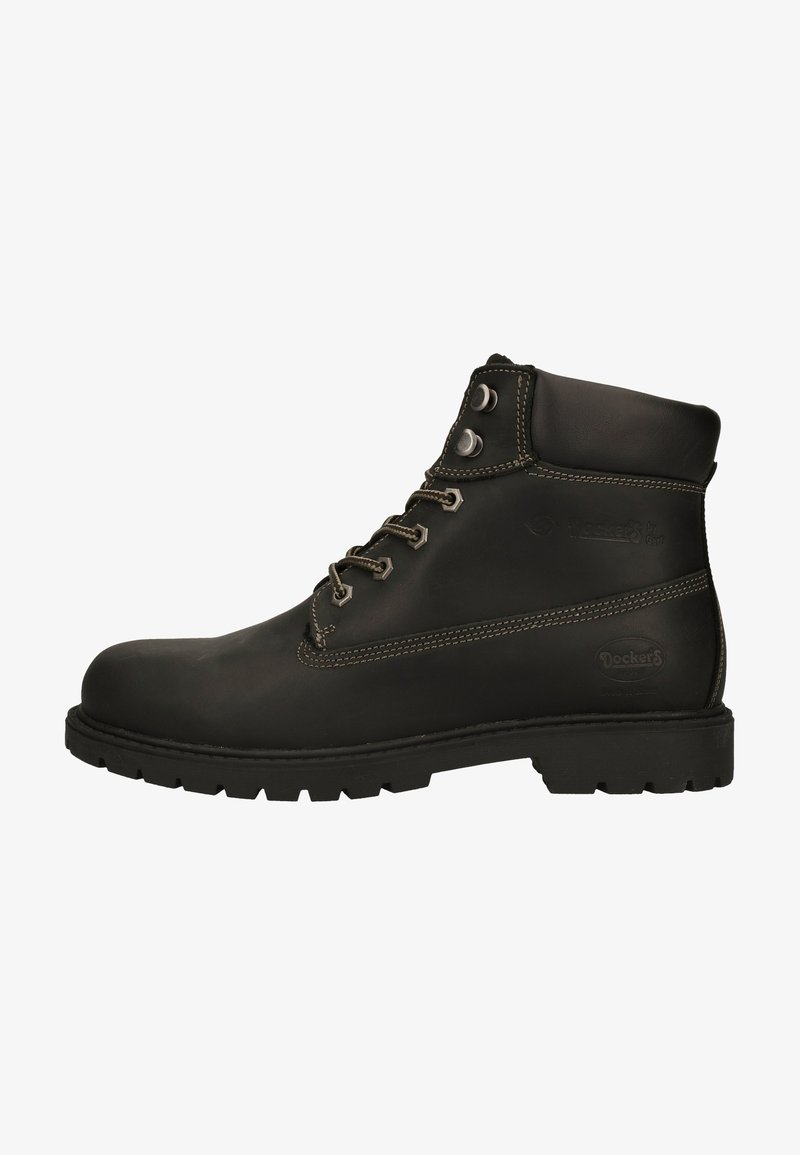 Dockers by Gerli - Platform ankle boots - schwarz