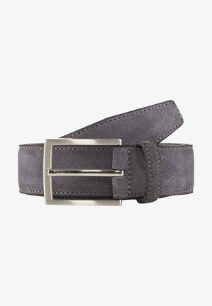 Belt - grey uni
