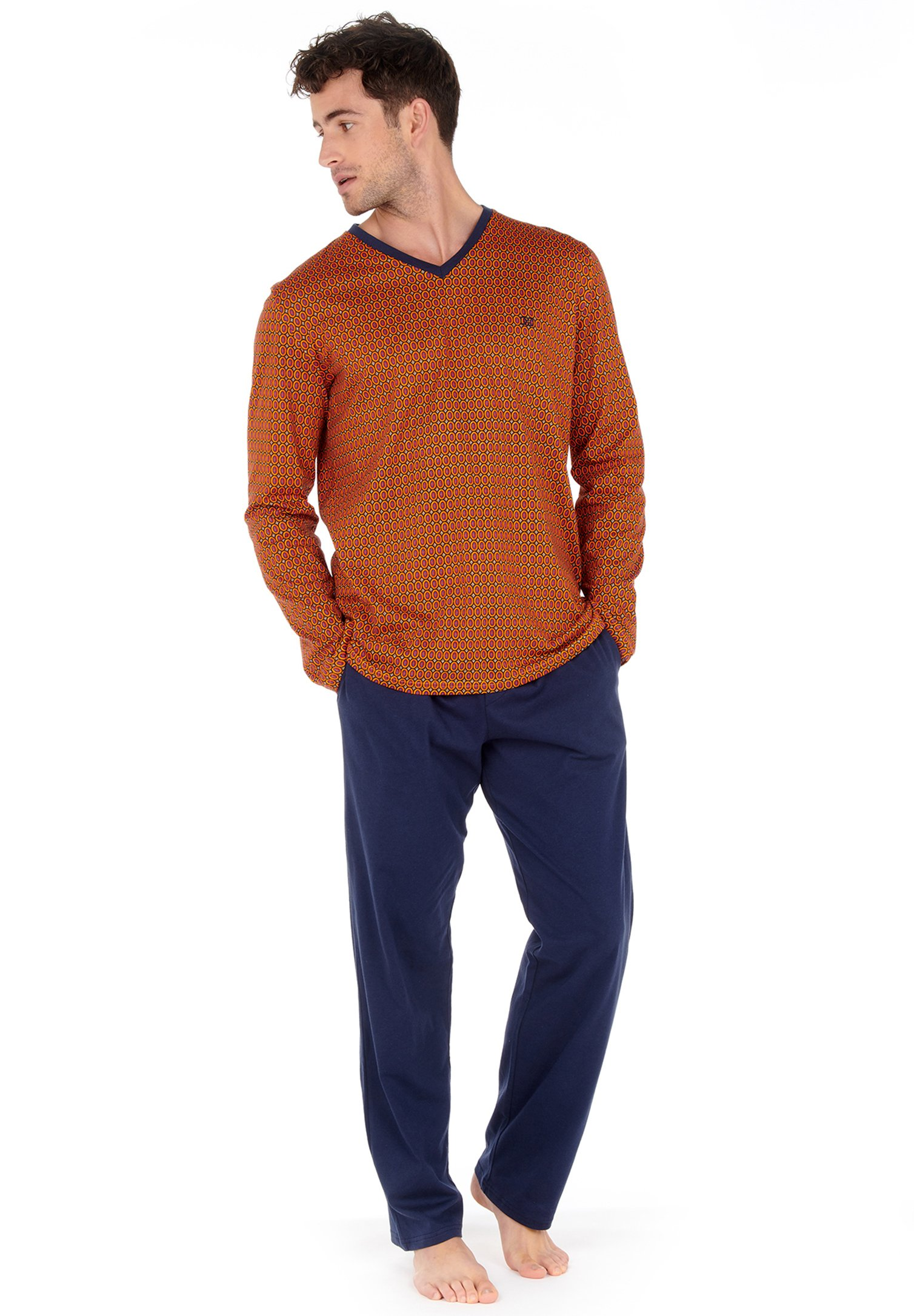 Homme SET NIKKI - Pyjama
