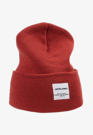 JACLONG BEANIE - Huer - brick red