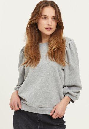 Maglione - medium grey melange