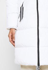 ONLY - ONLMONICA LONG PUFFER COAT  - Winter coat - bright white - 6