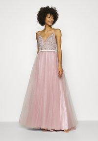 Luxuar Fashion - Společenské šaty - rosa - 0