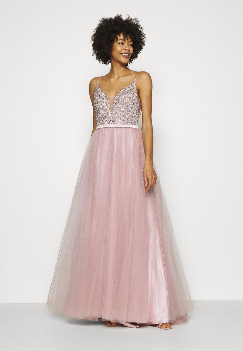 Luxuar Fashion - Společenské šaty - rosa