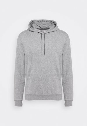 MODERN BASICS HOODIE  - Sweatshirt - medium gray heather