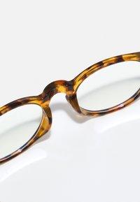 CHPO - COTE DE BASQUES UNISEX - Blue light glasses - brown - 2
