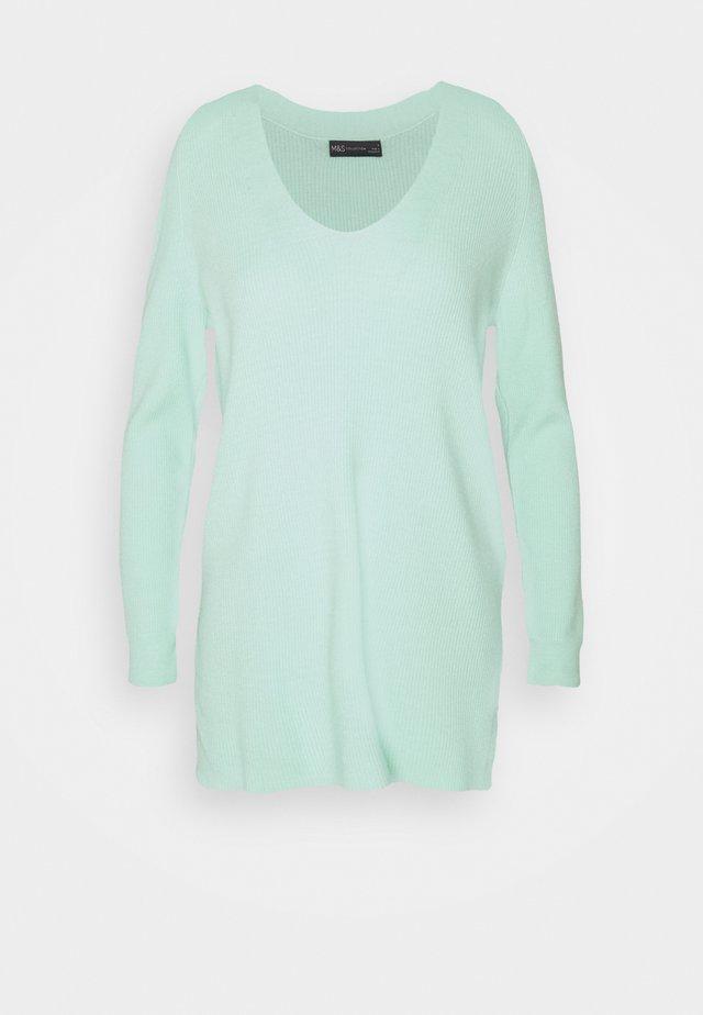 EASY JUMPER - Sweter - mint
