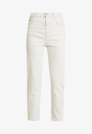 DUA LIPA X PEPE JEANS - Jeansy Relaxed Fit - white denim