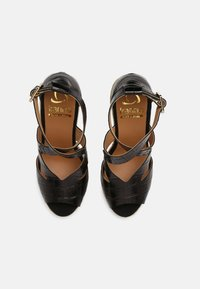 Kanna - SOFIA - Platform sandals - schwarz - 4