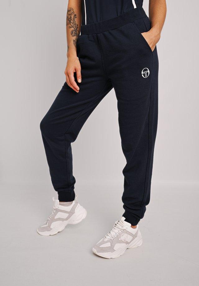 NEW ELLA  - Pantalon de survêtement - nav/wht