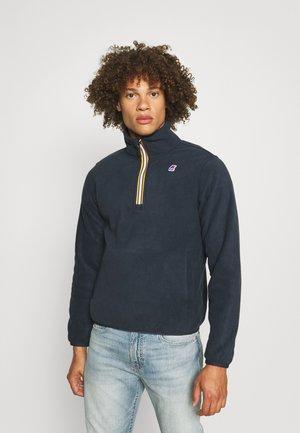 REGINALD UNISEX - Fleece jumper - blue depth