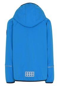 LEGO Wear - SKY UNISEX - Soft shell jacket - light blue - 1