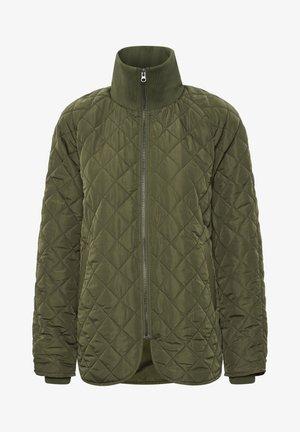 Down jacket - grape leaf