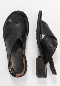 Felmini - GRACE - Sandals - ingranato black - 3