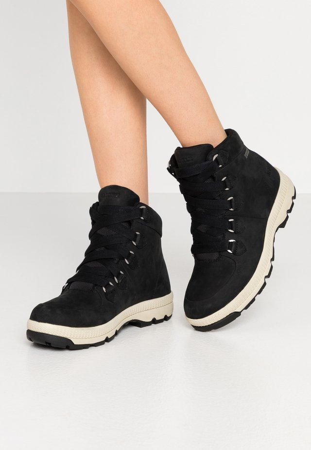 RETRO GTX - Lace-up ankle boots - black
