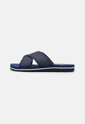 BELLA LOGO  - Mules - dark blue