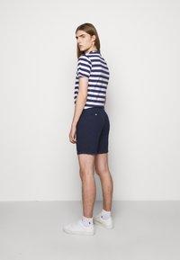 Polo Ralph Lauren - STRAIGHT FIT MARITIME - Shorts - newport navy - 2
