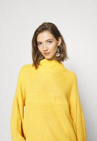 Monki - LIBBY - Jumper - yellow - 3
