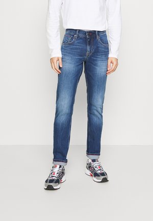DENTON BOON - Straight leg -farkut - denim