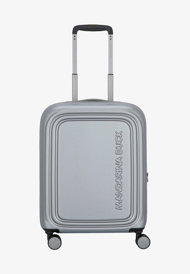 LOGODUCK - Trolley - silver