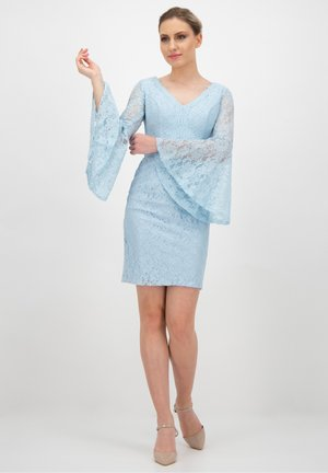 Shift dress - babyblau