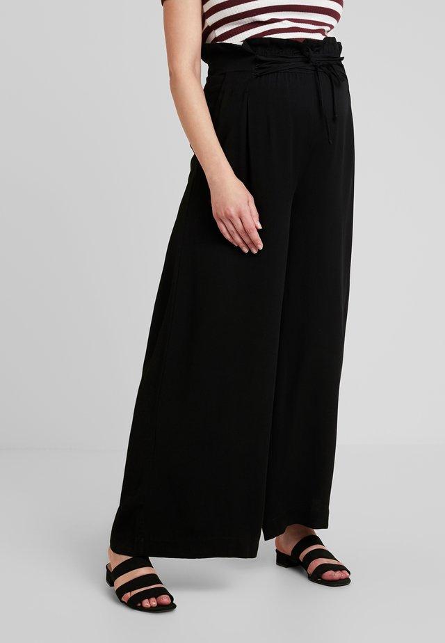 JILL - Pantalon classique - black