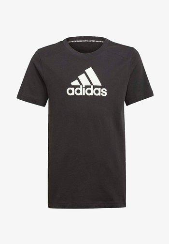 LOGO - Print T-shirt - black