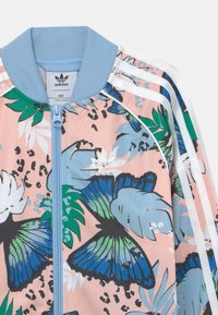 adidas Originals - SET UNISEX - Training jacket - haze coral/multicolor - 3